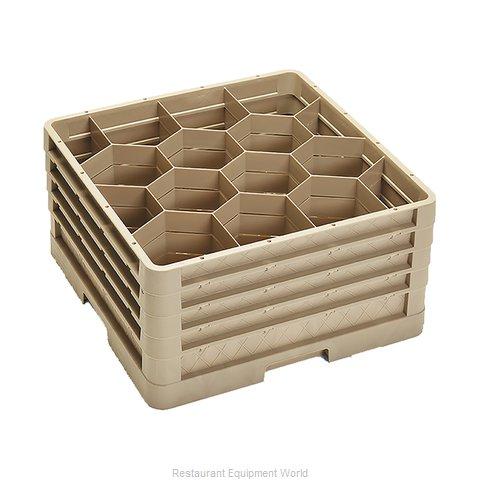 Vollrath CR18JJJJ Dishwasher Rack, Glass Compartment
