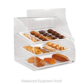 Vollrath ELBC-2 Display Case, Pastry, Countertop (Clear)