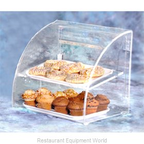 Vollrath ESBC-1 Display Case, Pastry, Countertop (Clear)