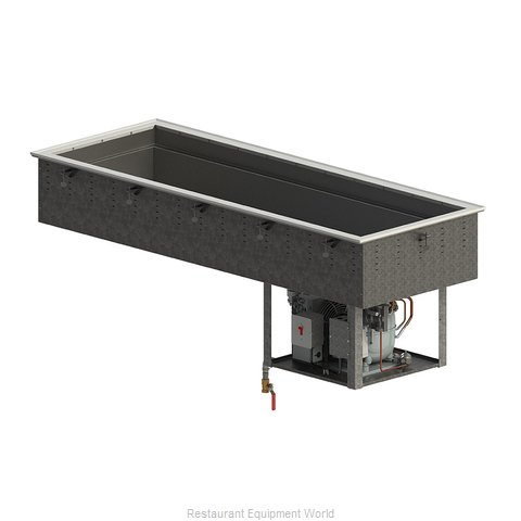 Vollrath FC-4C-02120-R Cold Food Well Unit, Drop-In, Refrigerated