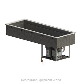 Vollrath FC-4C-06120-N Cold Food Well Unit, Drop-In, Refrigerated