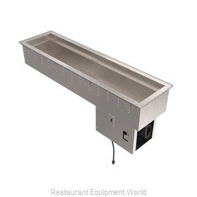 Vollrath FC-4CS-02120-N Cold Food Well Unit, Drop-In, Refrigerated