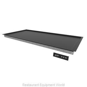 Vollrath FC-4HS-60120-BKR Heated Shelf Food Warmer