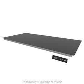 Vollrath FC-4HS-66120-BKF Heated Shelf Food Warmer