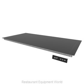 Vollrath FC-4HS-72120-BKF Heated Shelf Food Warmer