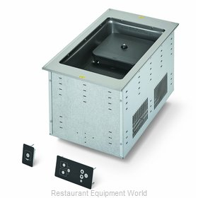 Vollrath FC-6IH-01208 Induction Hot Food Well Unit, Drop-In