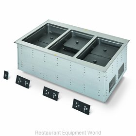 Vollrath FC-6IH-03208 Induction Hot Food Well Unit, Drop-In