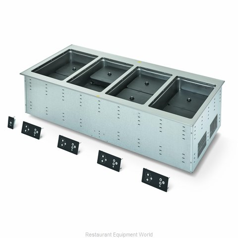 Vollrath FC-6IH-04208 Induction Hot Food Well Unit, Drop-In