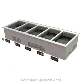 Vollrath FC-6IH-05208 Induction Hot Food Well Unit, Drop-In