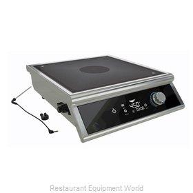 Vollrath HPI4-2600 Induction Range, Countertop