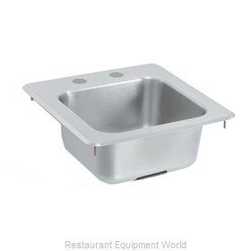 Vollrath K1554-C Underbar Sink, Drop-In