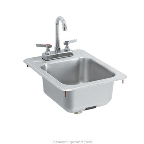 Vollrath K1734-C Underbar Sink, Drop-In