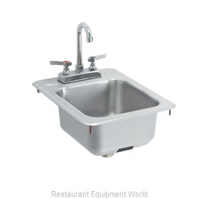 Vollrath K1734-C Underbar Sink, Drop-In