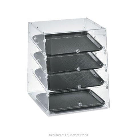 Vollrath KDC1418-4F-06 Display Case, Pastry, Countertop (Clear)