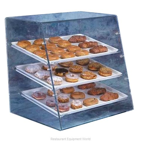 Vollrath LBC Display Case, Pastry, Countertop (Clear)