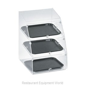 Vollrath MBC1014-3F-06 Display Case, Pastry, Countertop (Clear)