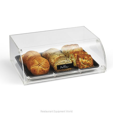 Vollrath NBC11 Display Case, Non-Refrigerated Countertop (Magnified)