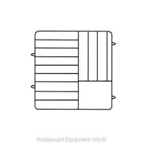 Vollrath PM1211-4 Dishwasher Rack, Plates