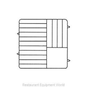 Vollrath PM1510-5 Dishwasher Rack, Plates