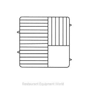 Vollrath PM2110-4 Dishwasher Rack, Plates