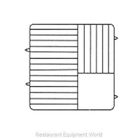 Vollrath PM2110-5 Dishwasher Rack, Plates