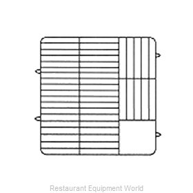 Vollrath PM4806-2 Dishwasher Rack, Plates