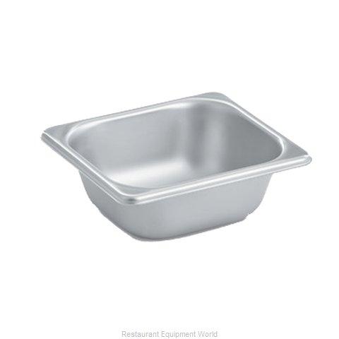 Vollrath S06062 Steam Table Pan, Stainless Steel