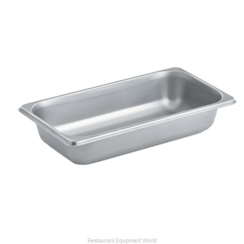 Vollrath S12062 Steam Table Pan, Stainless Steel
