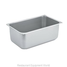 Vollrath S2008D Steam Table Pan, Stainless Steel