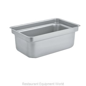 Vollrath S2028D Steam Table Pan, Stainless Steel