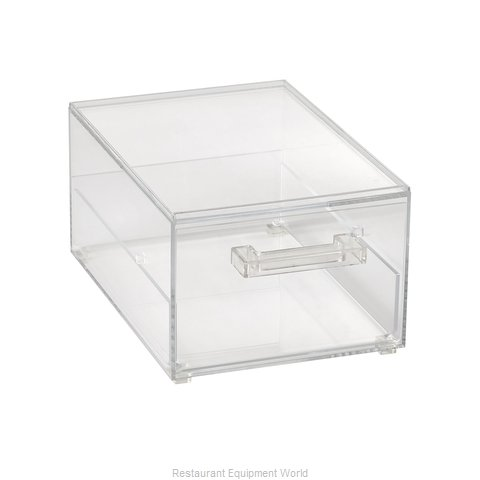 Vollrath SBB12 Display Case, Non-Refrigerated Countertop (Magnified)