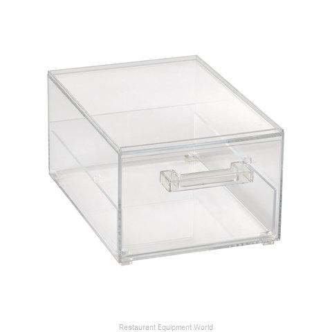 Vollrath SBB12 Display Case, Non-Refrigerated Countertop