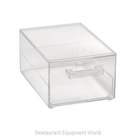 Vollrath SBB12 Display Case, Non-Refrigerated Countertop