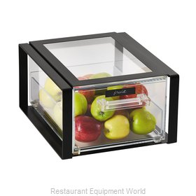 Vollrath SBB12F-06 Display Case, Non-Refrigerated Countertop