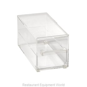 Vollrath SBB13 Display Case, Non-Refrigerated Countertop