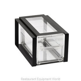 Vollrath SBB13F-06 Display Case, Non-Refrigerated Countertop