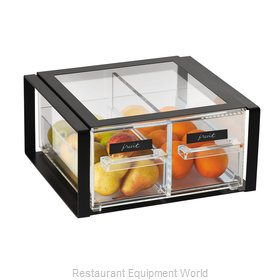 Vollrath SBB23F-06 Display Case, Non-Refrigerated Countertop