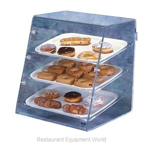Vollrath SBC Display Case, Pastry, Countertop (Clear)