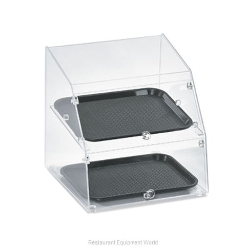 Vollrath SBC1014-2F-06 Display Case, Pastry, Countertop (Clear)