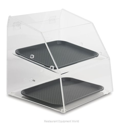 Vollrath SBC1014-2R-06 Display Case, Pastry, Countertop (Clear)