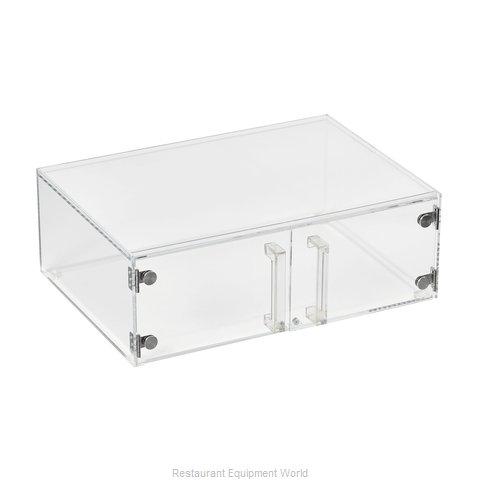 Vollrath SBC11 Display Case, Non-Refrigerated Countertop