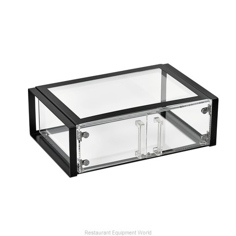 Vollrath SBC11F-06 Display Case, Non-Refrigerated Countertop