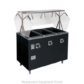 Vollrath T38707 Serving Counter, Hot Food, Electric