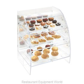 Vollrath XLBC3P-1826-13 Display Case, Pastry, Countertop (Clear)