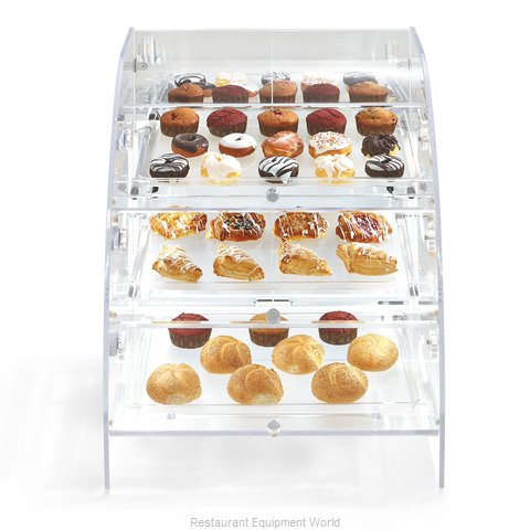 Vollrath XLBC3R-1826-13 Display Case, Pastry, Countertop (Clear)