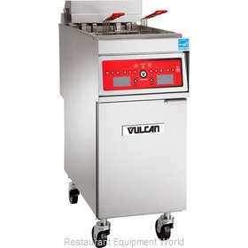 Vulcan-Hart 1ER50DF Fryer, Electric, Floor Model, Full Pot