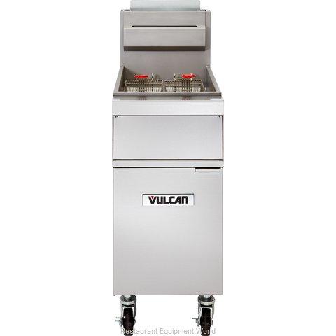 Vulcan-Hart 1GR85M Fryer, Gas, Floor Model, Full Pot