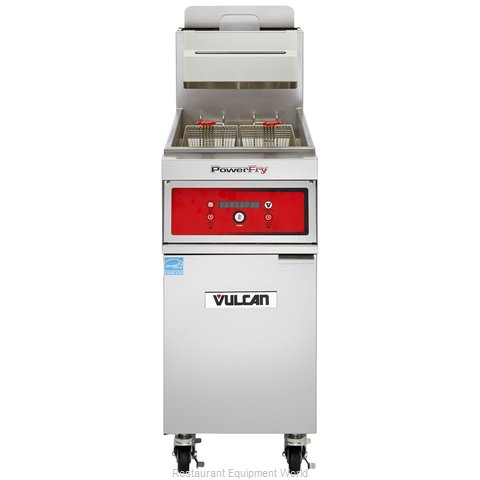 Vulcan-Hart 1TR45CF Fryer, Gas, Floor Model, Full Pot