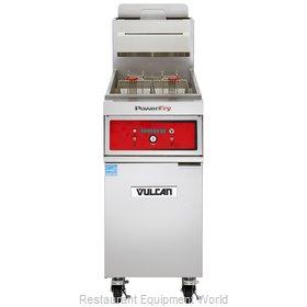 Vulcan-Hart 1TR85DF Fryer, Gas, Floor Model, Full Pot