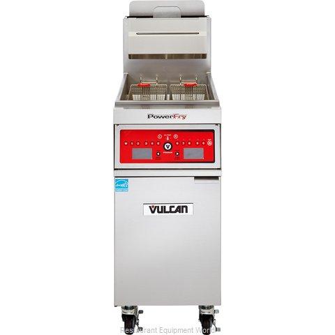 Vulcan-Hart 1VK85D Fryer, Gas, Floor Model, Full Pot